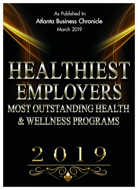 Healthiest Employers 2019
